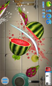 AE Fruit Slash для windows phone