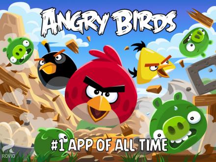 Angry Birds на андроид