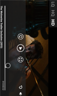 YouTube HD для windows phone