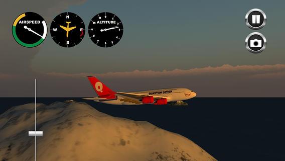 Airplane - симулятор самолета для ipad и iphone