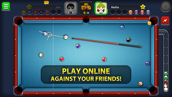 8 Ball Pool бильярд для ipad и iphone