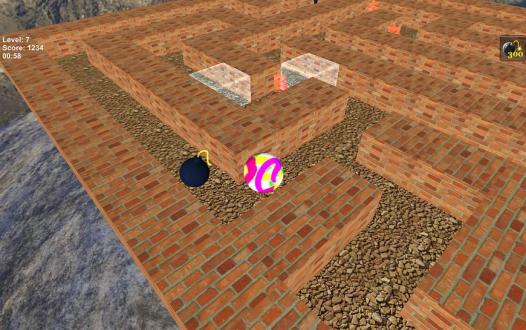 Лабиринт 3D на андроид