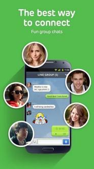 line для андроид