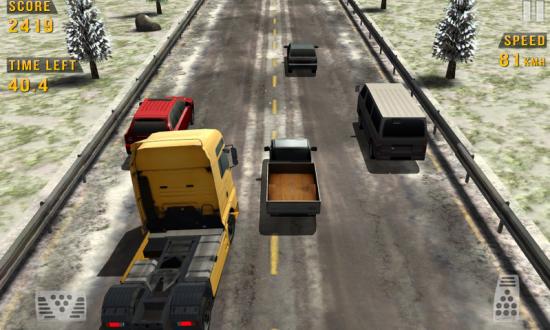 Traffic Racer для андроид