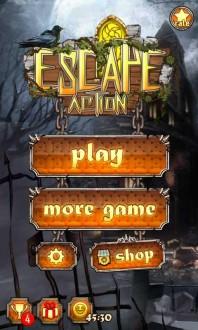 Побег из комнаты (escape action) для андроид
