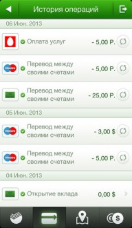 Сбербанк онлайн для iPhone и iPad