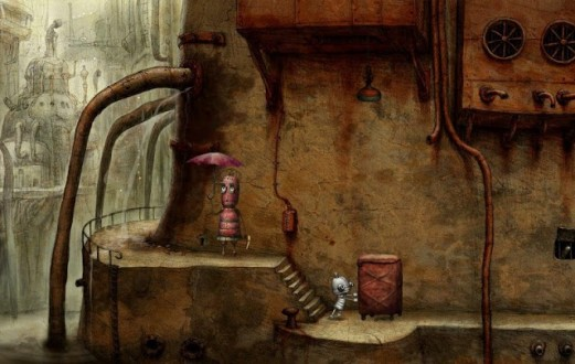 Machinarium (Машинариум) на андроид