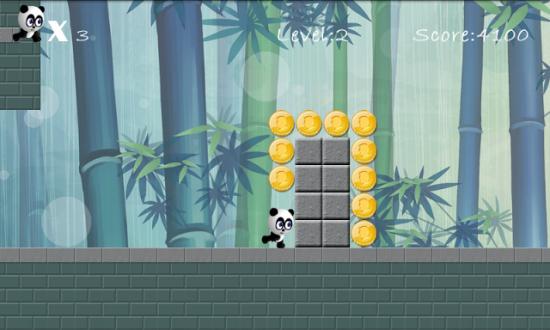 Panda Run на андроид