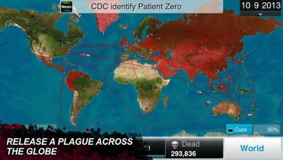 Plague Inc (Заражение) на андроид