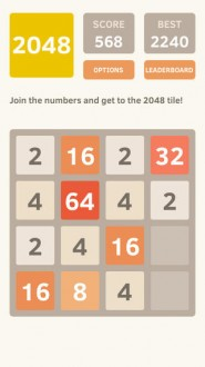 2048 для iphone и ipad