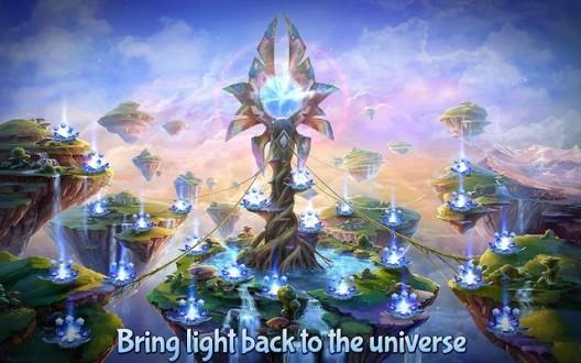Прохождение God of Light (источник жизни) на андроид