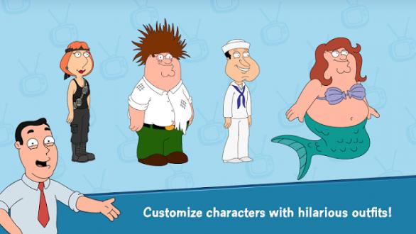 Family Guy на андроид