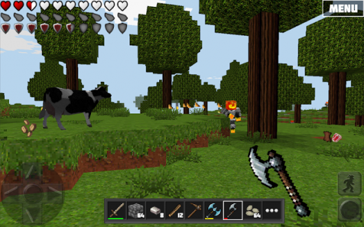 Worldcraft 2 на андроид