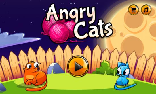 Angry Cats на андроид