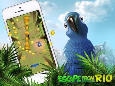 Escape From Rio - Blue Birds на андроид