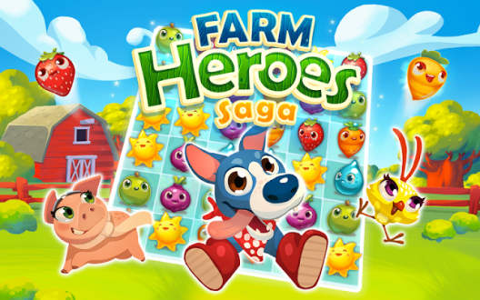 Farm Heroes Saga скачать для андроид