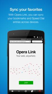 Опера мини на андроид