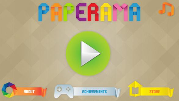 Прохождение Paperama на андроид