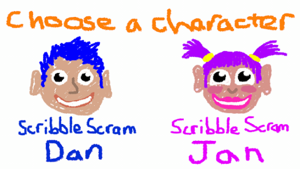 Scribble Scram скачать на андроид