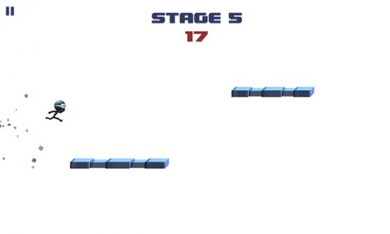 Stickman Impossible Run на андроид