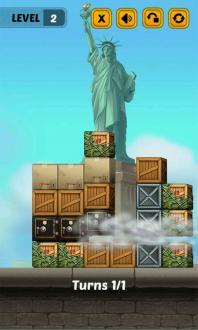 Прохождение Swap the box USA