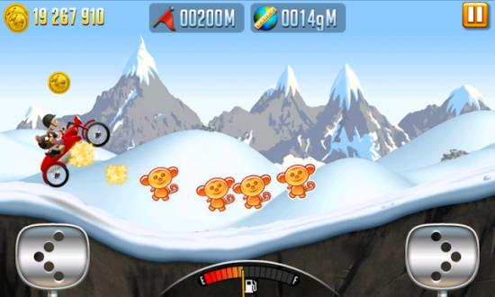 Angry Gran Racing скачать на андроид