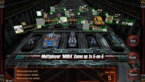 Metal Combat Arena скачать на андроид