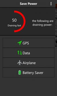 Доктор батареи для windows phone