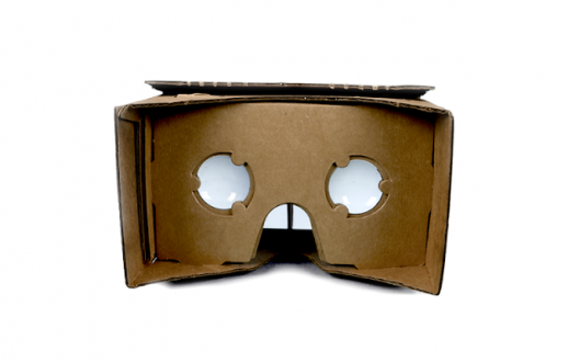 Cardboard на Android