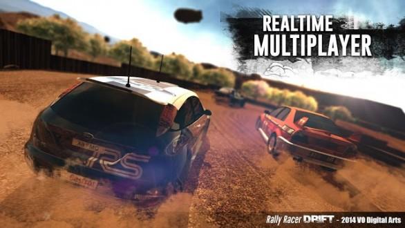 Rally Racer Drift скачать на андроид