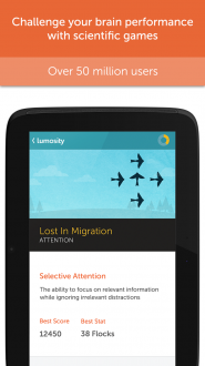 Lumosity скачать на андроид