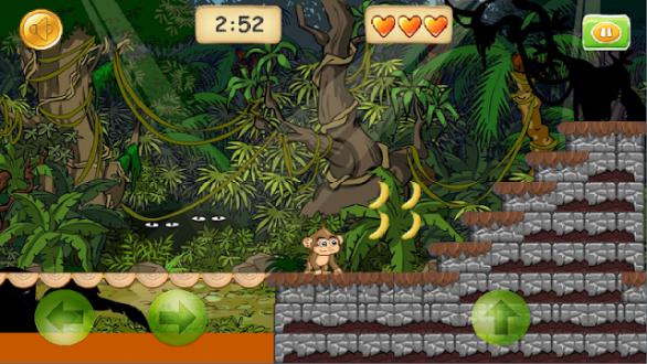 Jungle Monkey Saga скачать на андроид