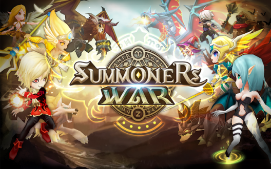 Summoners War скачать на андроид