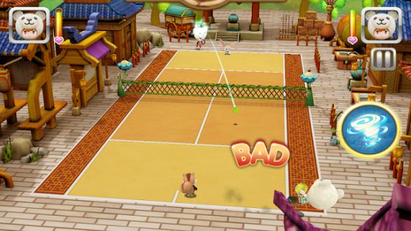 Ace of tennis скачать на андроид