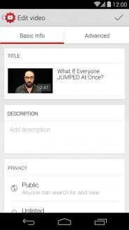 Видеостудия youtube скачать на андроид