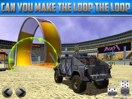 3D Monster Truck Parking Game скачать на андроид