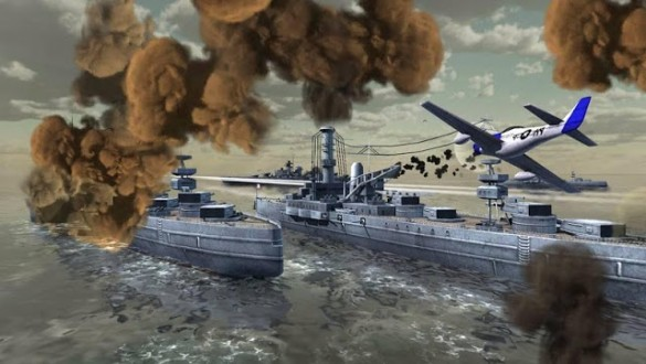 Call Of Warships World Duty скачать на андроид