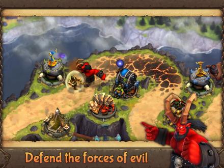 Evil defenders скачать на андроид