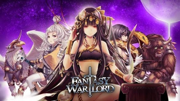 Fantasy Warlord скачать на андроид