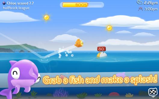Fish Out Of Water скачать на андроид