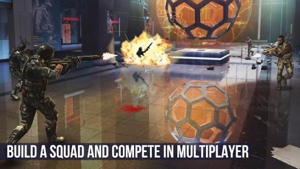 Modern Combat 5 на андроид