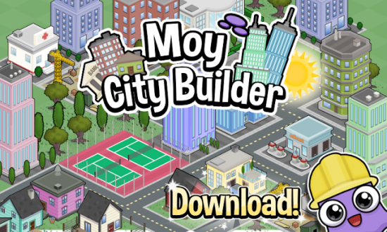 Moy City Builder на андроид