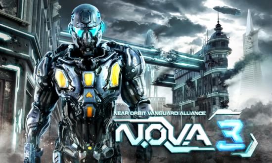 NOVA 3 скачать на андроид