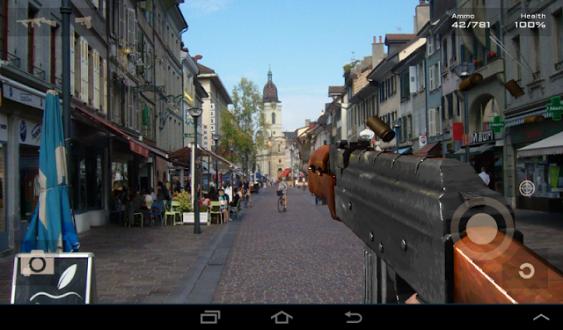 Оружие камера скачать на андроид