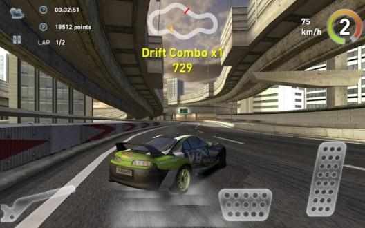 Real Drift Car Racing скачать на андроид
