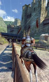 Непобедимый рыцарь для windows phone