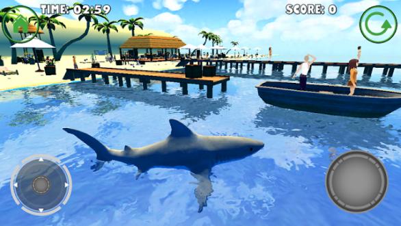 Симулятор акулы для андроид