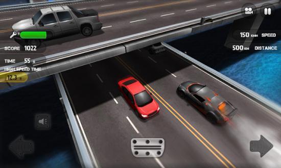 Race The Traffic скачать на андроид