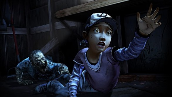 The Walking Dead Season Two скачать на андроид