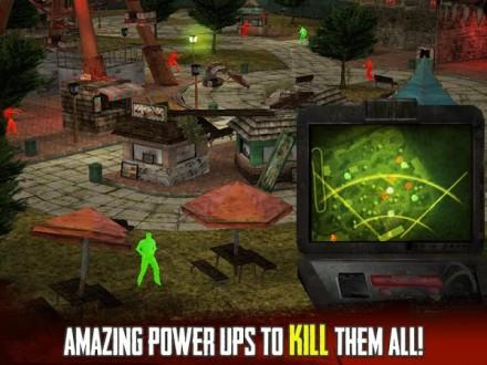 Z Hunter War of The Dead скачать на андроид